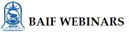 BAIF Webinars